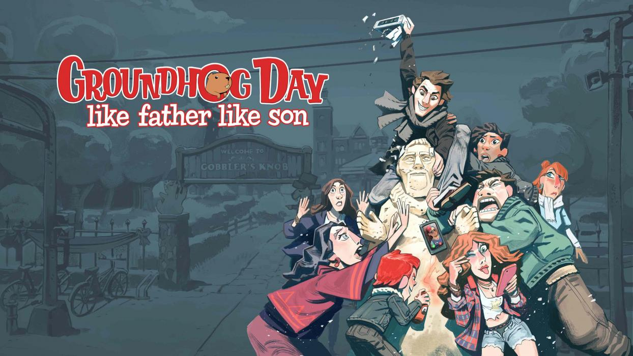 Análisis de Groundhog Day Like Father Like Son para PS VR, Oculus Rift y HTC Vive