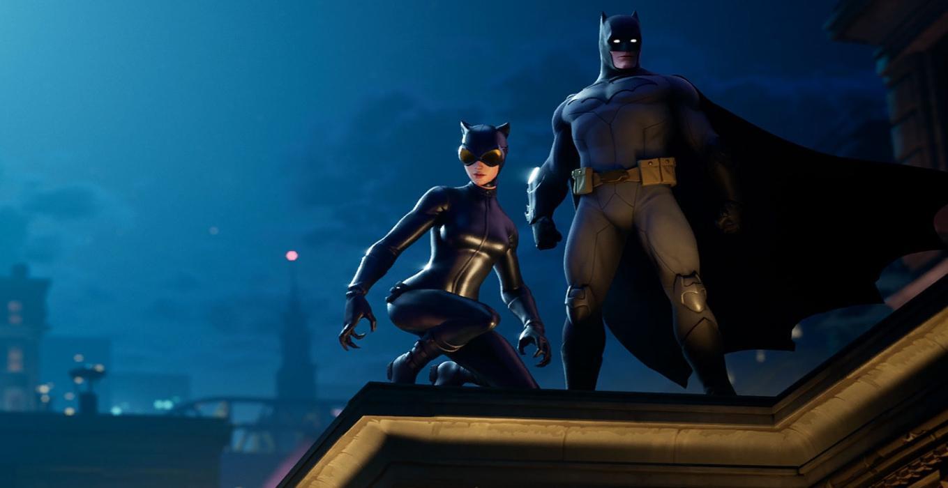 desafíos Bienvenidos a Gotham City Fortnite