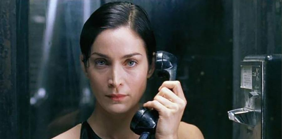 Carrie Anne Moss - Matrix