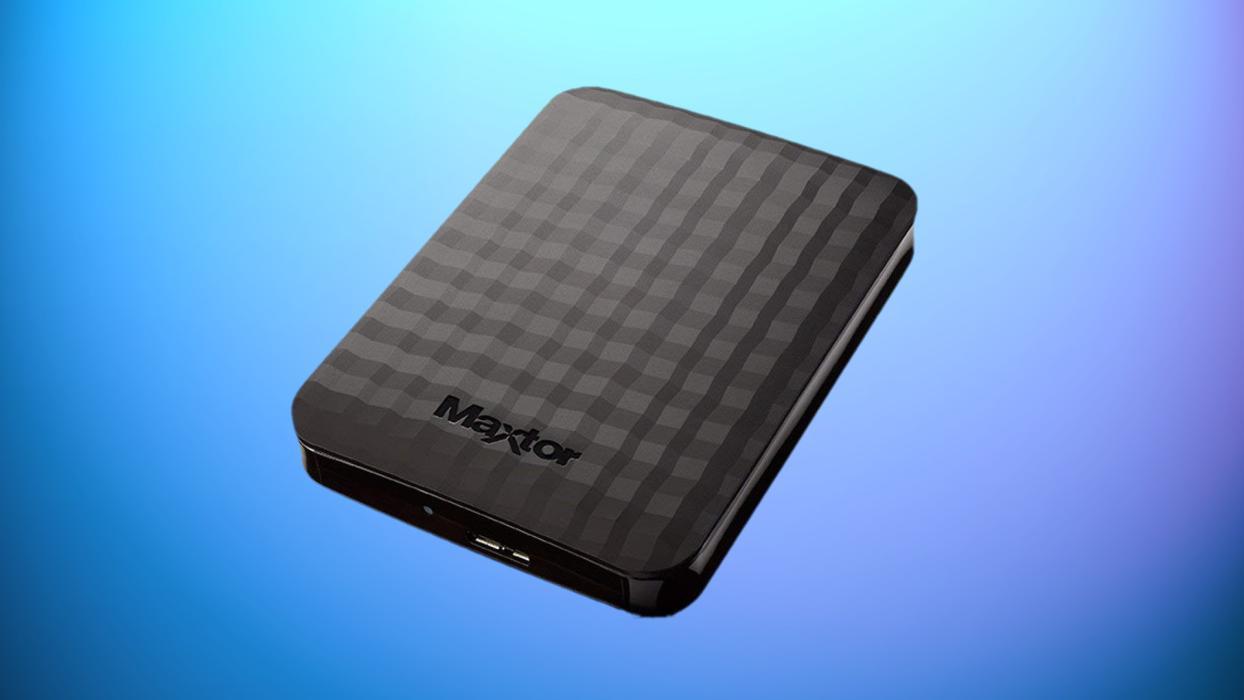 Disco duro Maxtor