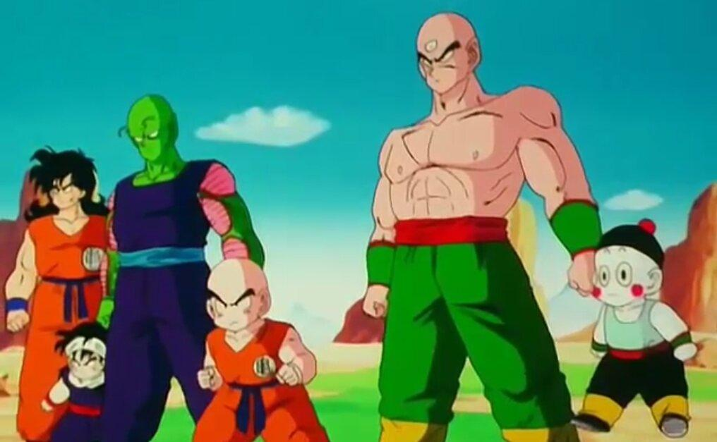 Dragon Ball - Personajes secundarios