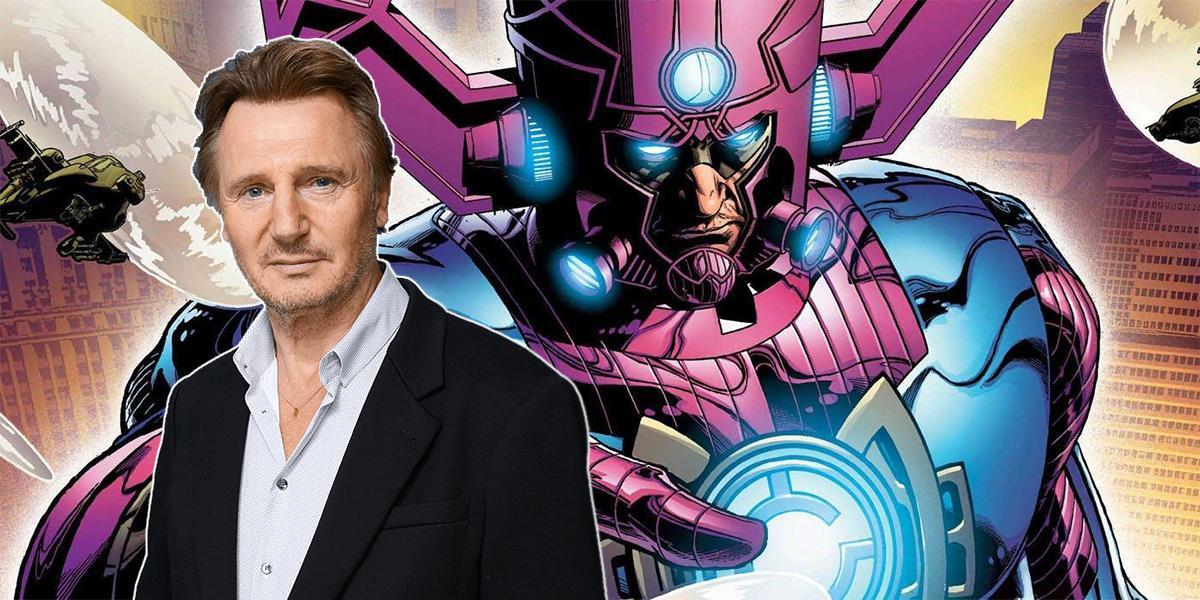 Liam Neeson podría ser Galactus