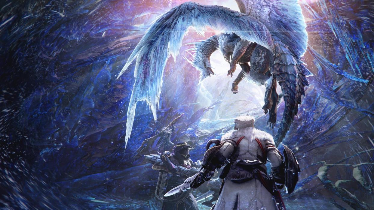 Análisis de Monster Hunter World Iceborne