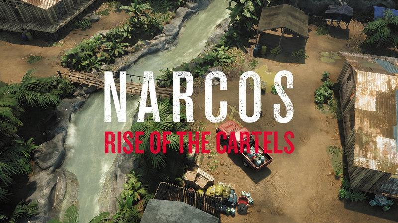 Narchos rise of the cartels