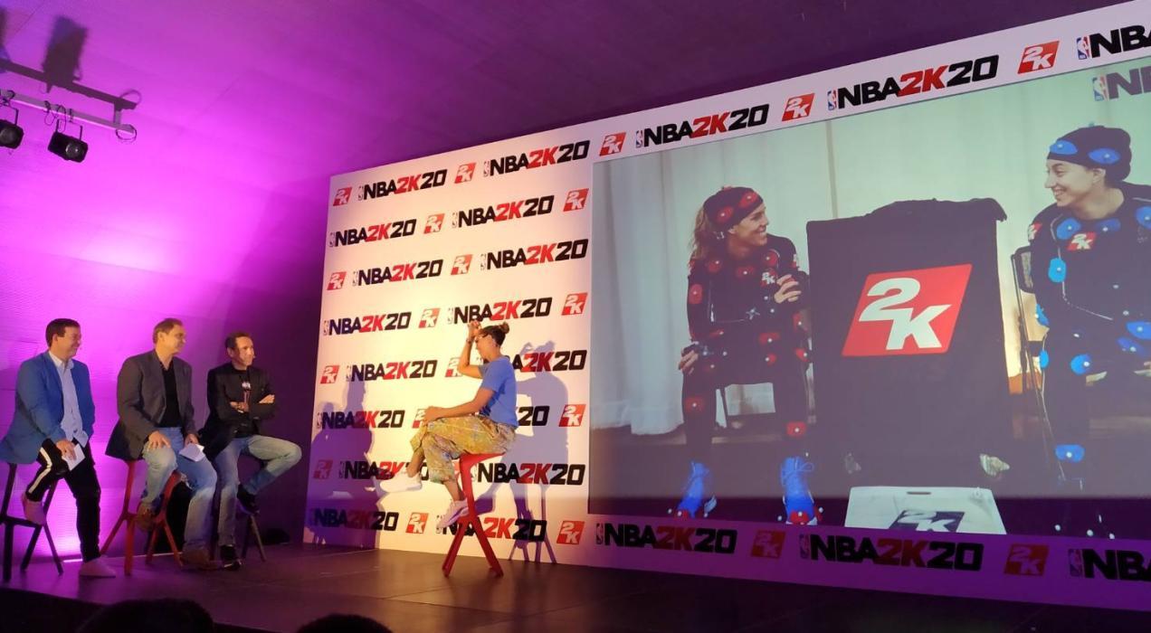 NBA 2K20 presentación 5