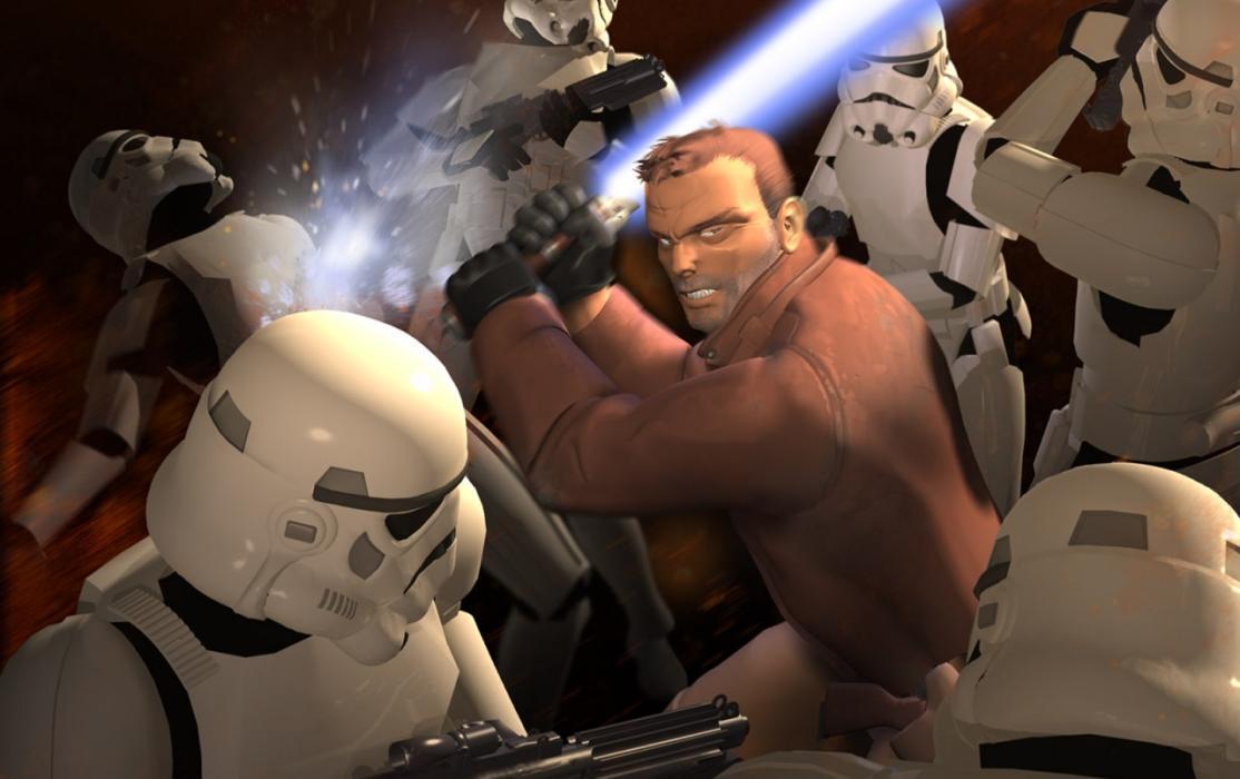 Star Wars Jedi Knight II Jedi Outcast review