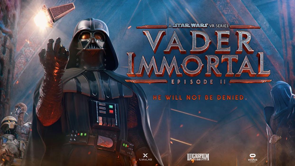 Análisis Vader Immortal Episode II