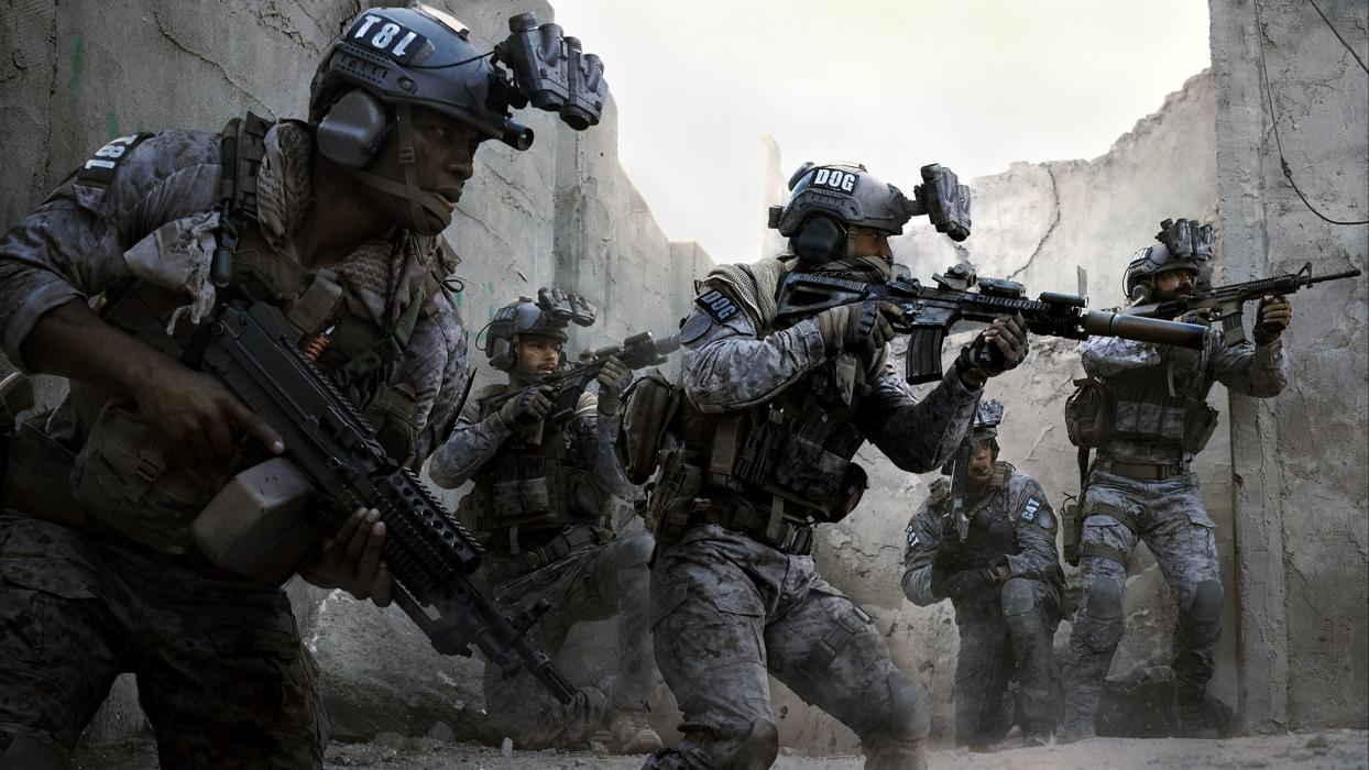 Modern Warfare' renuncia a las loot boxes — Call of Duty