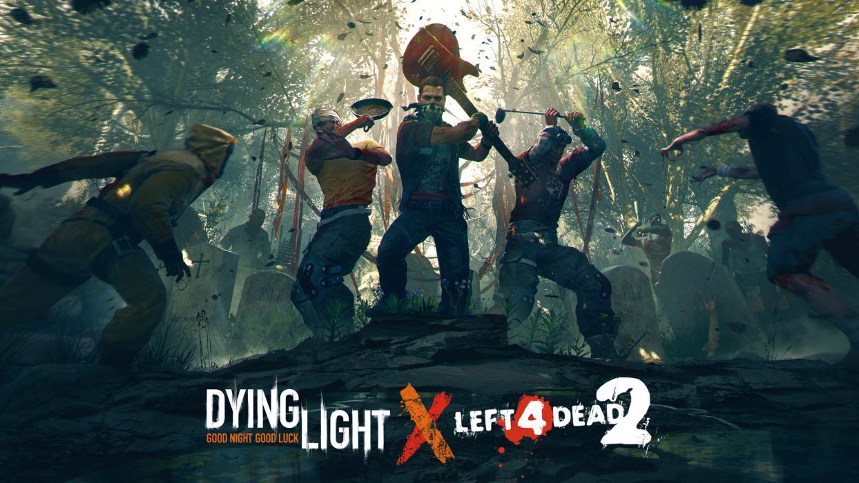 Dying Light y Left 4 Dead 2