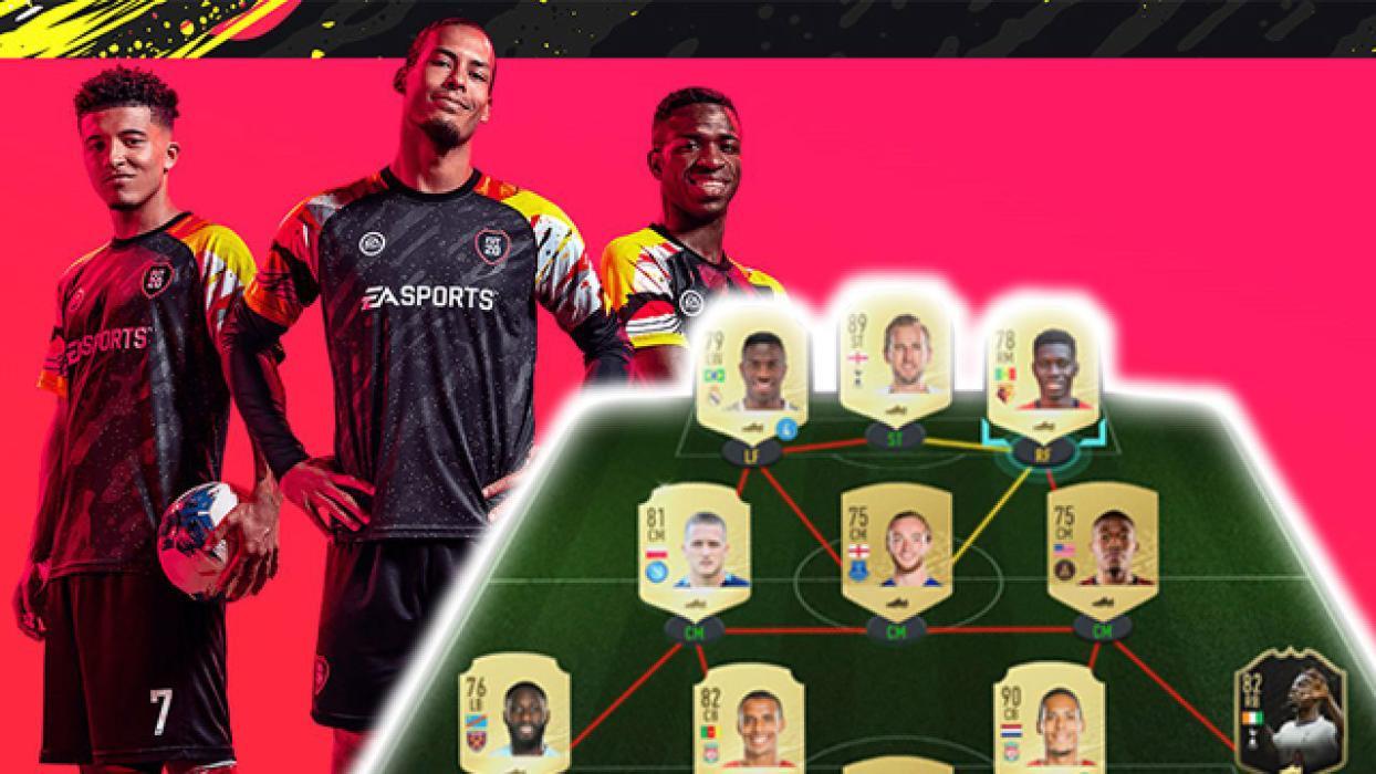 FIFA 20 Tácticas
