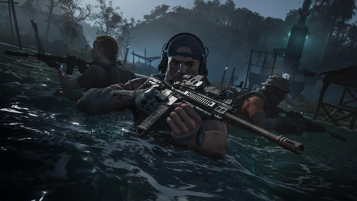 ghost recon breakpoint principal