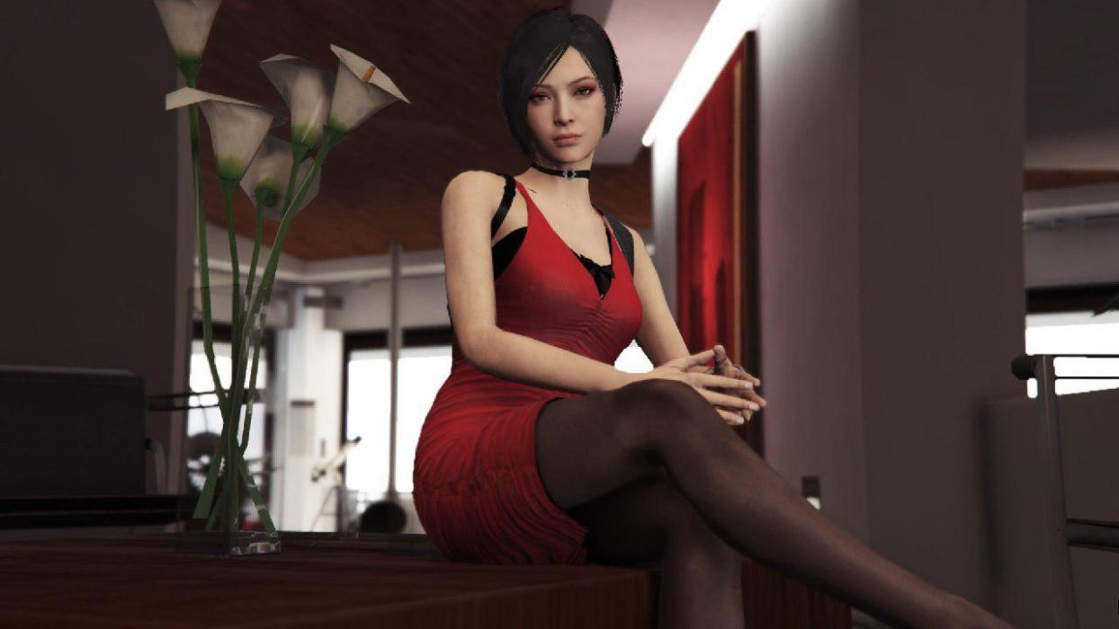 GTA V - Ada Wong