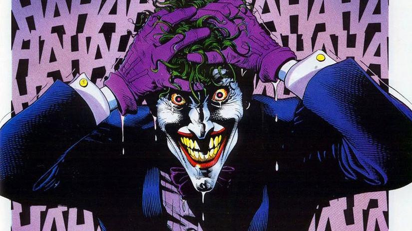 Joker de The Killing Joke