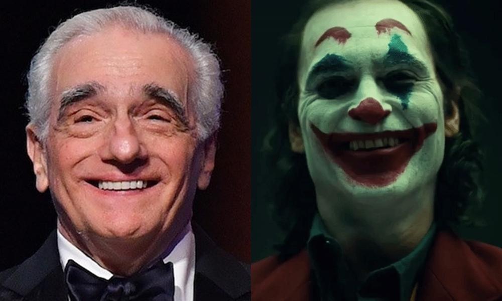 Joker - Martin Scorsese pudo estar a punto de dirigir la película