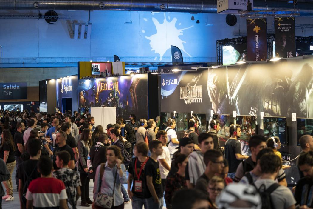 Madrid Games Week
