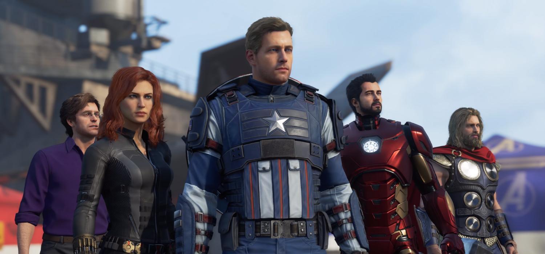 Marvel's Avengers Madrid Games Week 2019