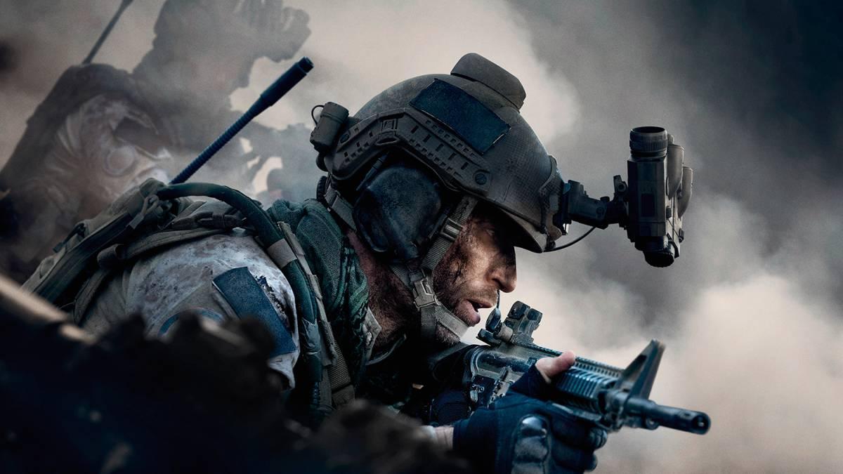Modern Warfare principal