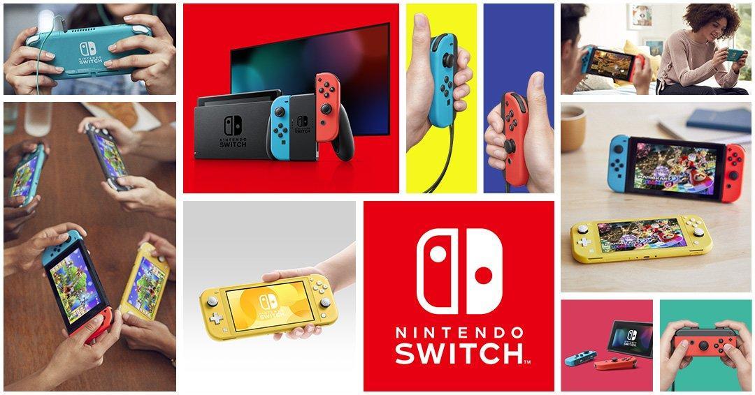 Nintendo Switch Europa