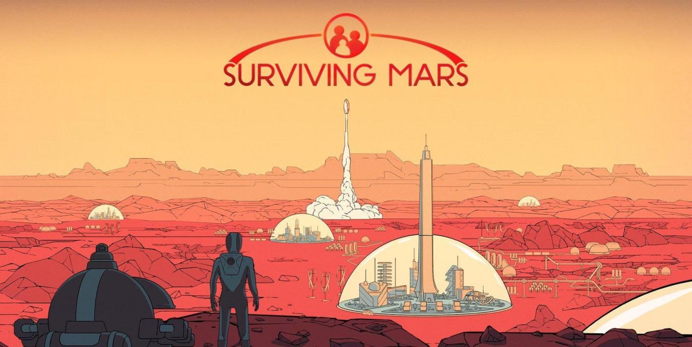 Surviving Mars será el próximo juego gratuito de Epic Games Store