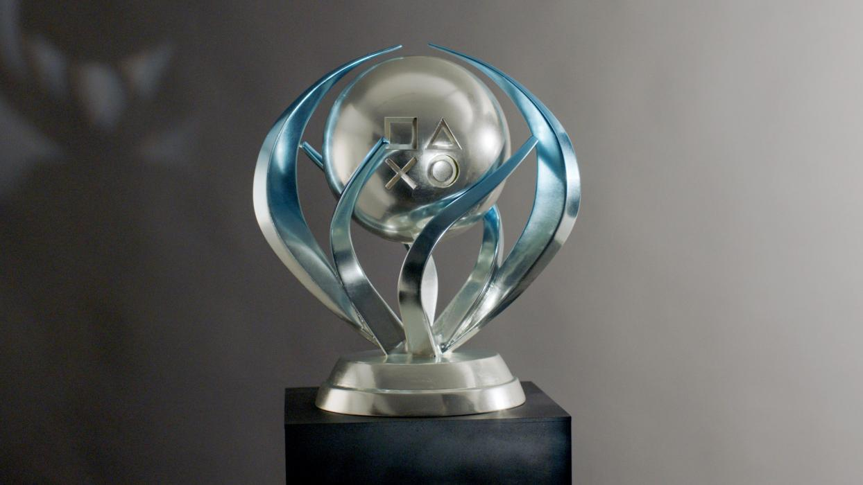 Trofeo de platino