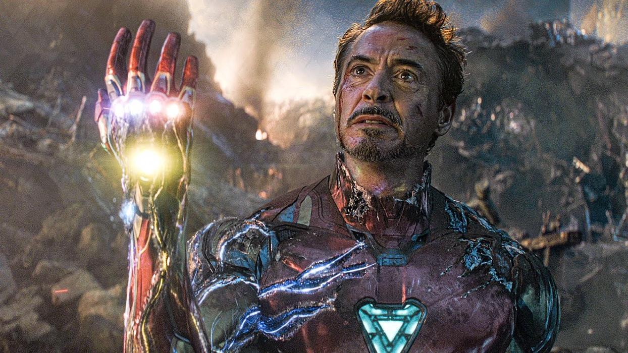 "Vengadores Endgame - ""Yo soy Iron Man"""
