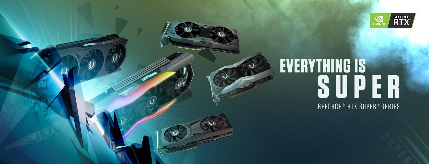 Zotac Gaming GeForce RTX 2060 6GB GDDR6