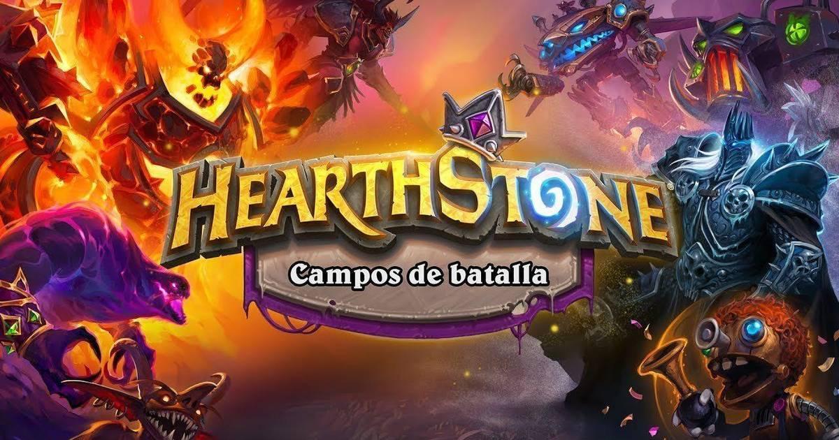 Campos de Batalla Hearthstone