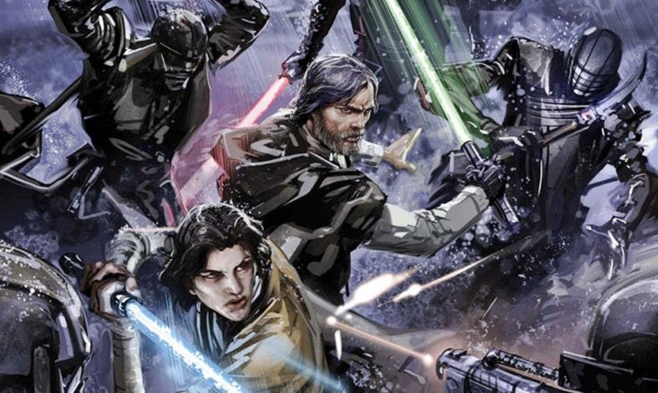 Cómic Star Wars: Kylo Ren