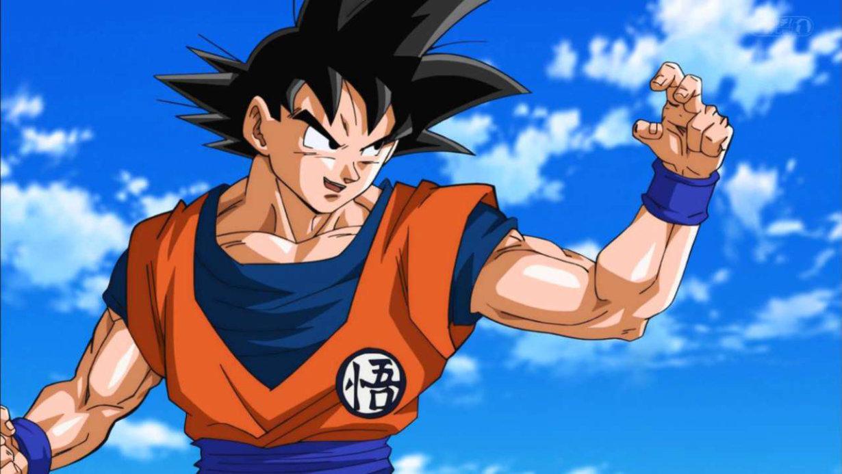 Dragon Ball y el color de ropa de Goku