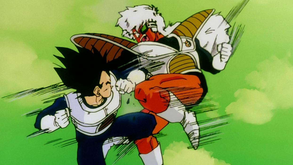 Dragon Ball Z episodio 73