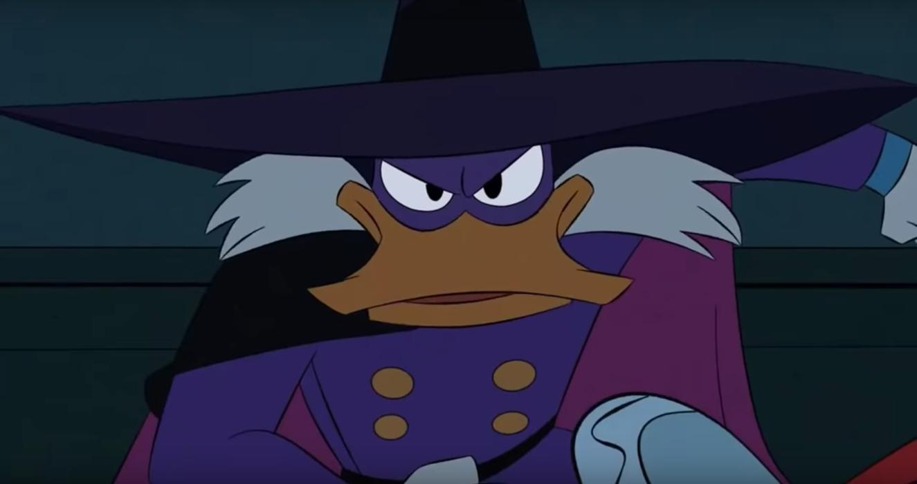 El Pato Darkwing