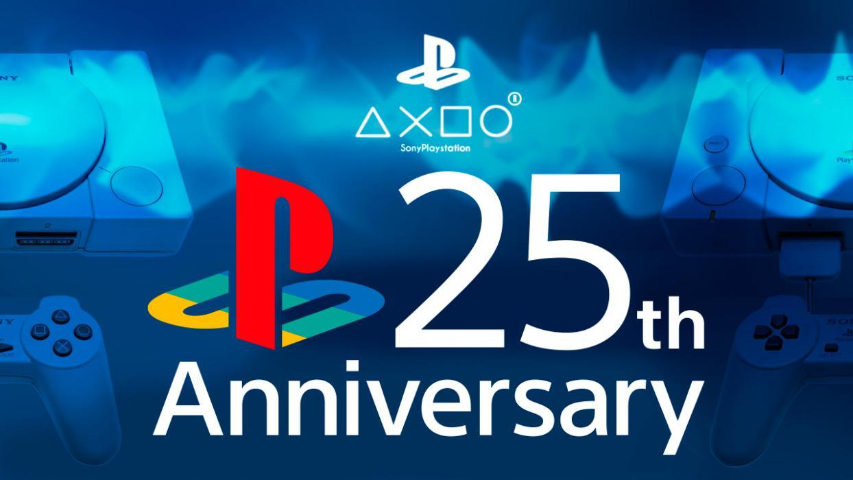 25 Aniversario PlayStation