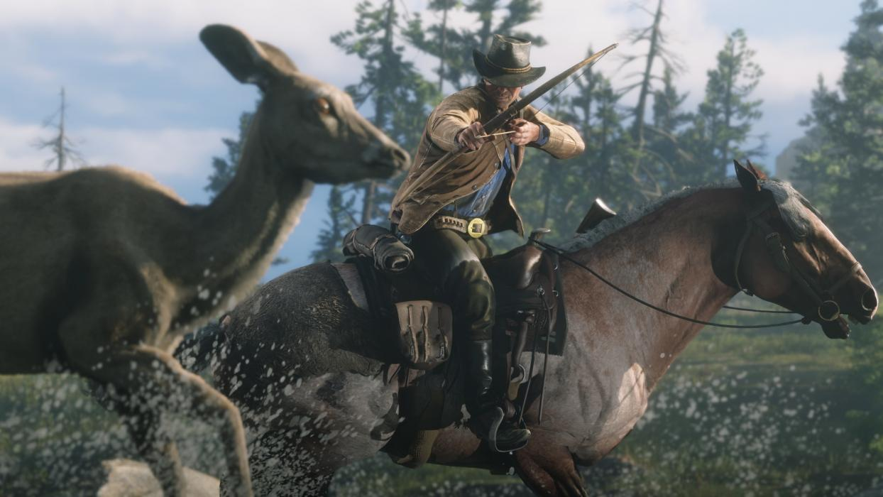 Análisis Red Dead Redemption 2 PC