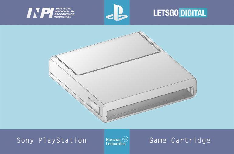 Nueva patente cartucho Sony