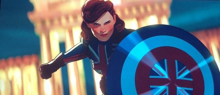 What If - Peggy Carter