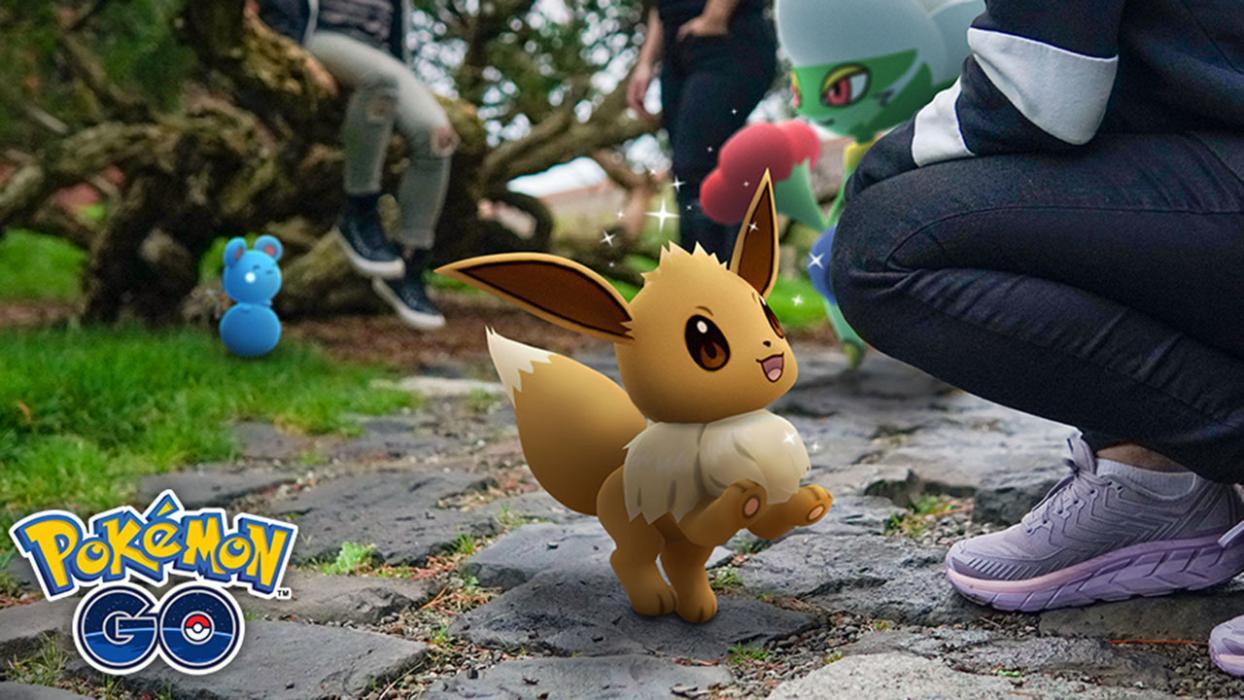 Aventuras con tu compañero Pokémon GO