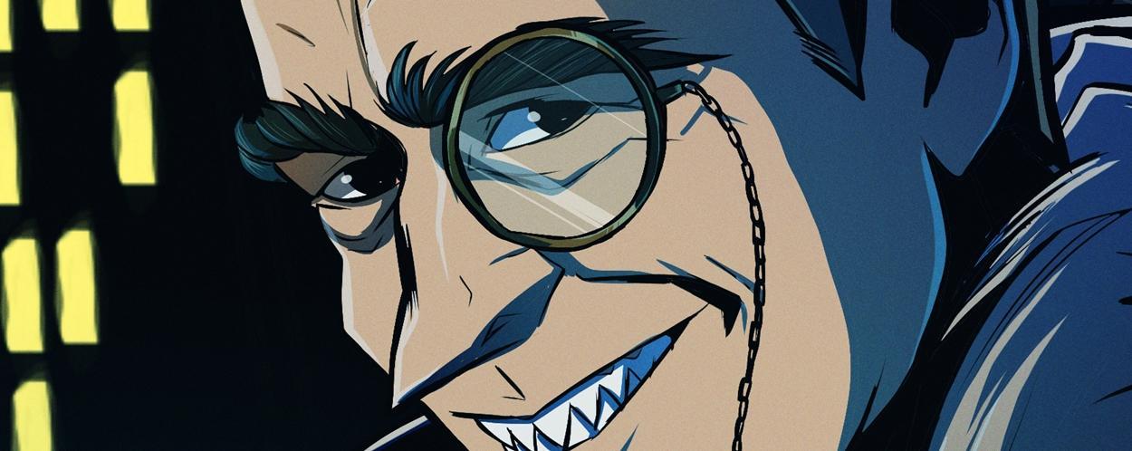 Cómo sería Colin Farrell si fuera El Pingüino en la película The Batman