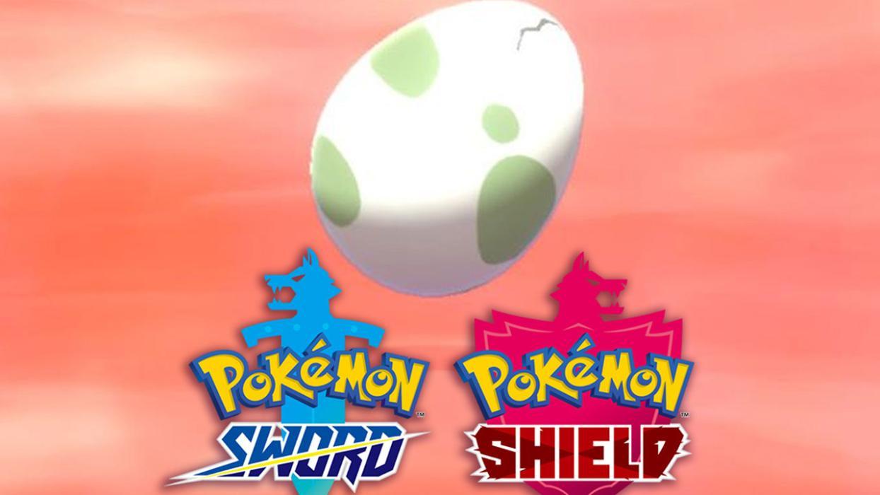 Crianza en Pokémon Espada y Escudo