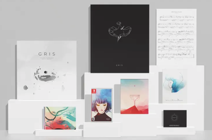 Gris fisico switch