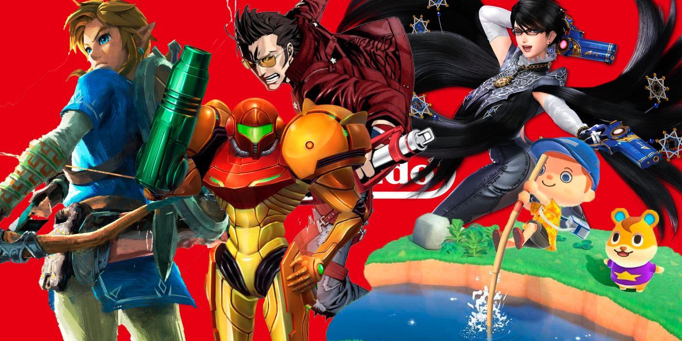 Nintendo en 2020