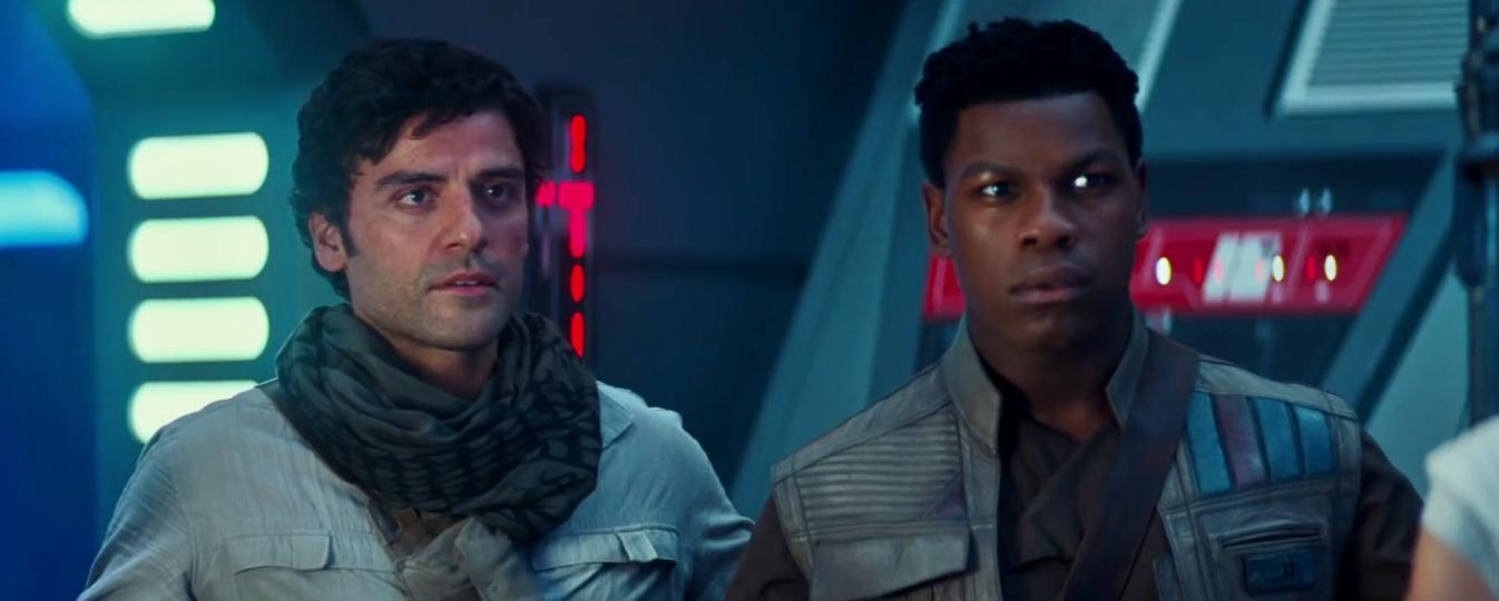 Star Wars El ascenso de Skywalker - Poe y Finn