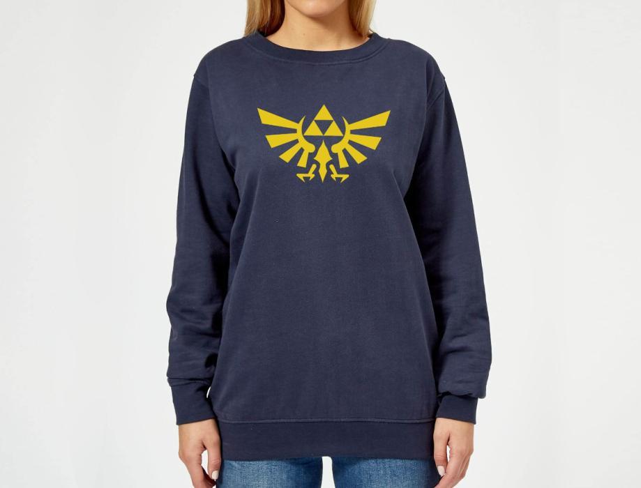 Sudadera de Zelda Triforce