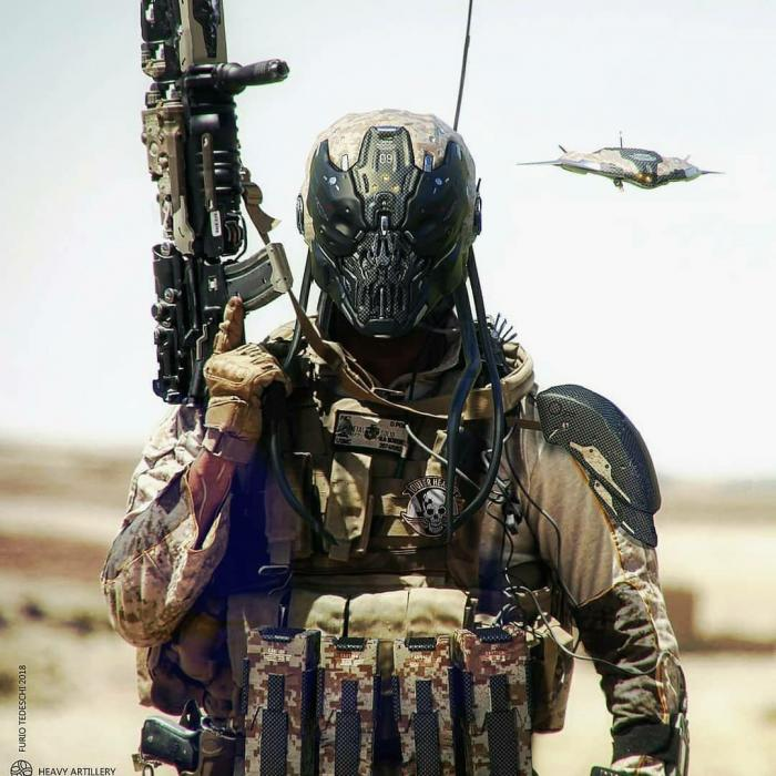 Cyberpunk y Metal Gear Solid