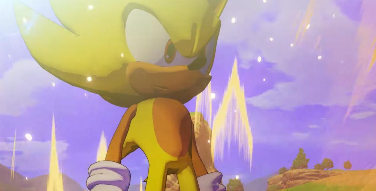 Dragon Ball Z: Kakarot - Sonic