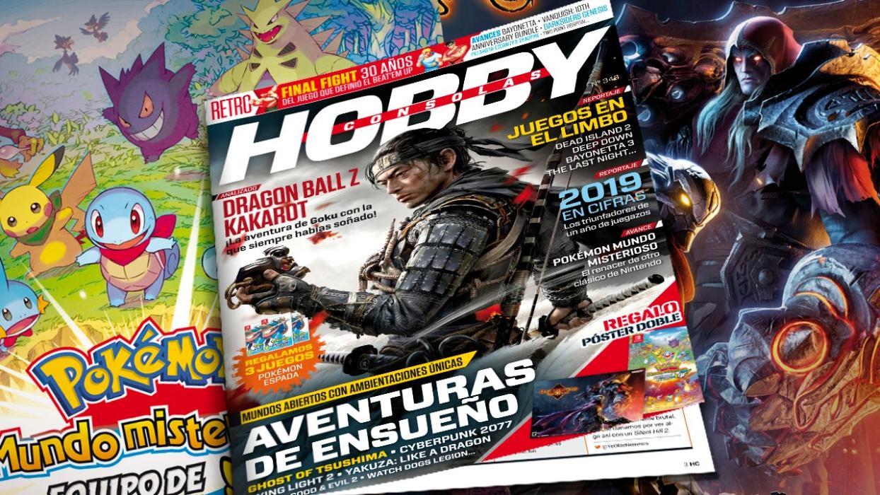 Hobby Consolas 343
