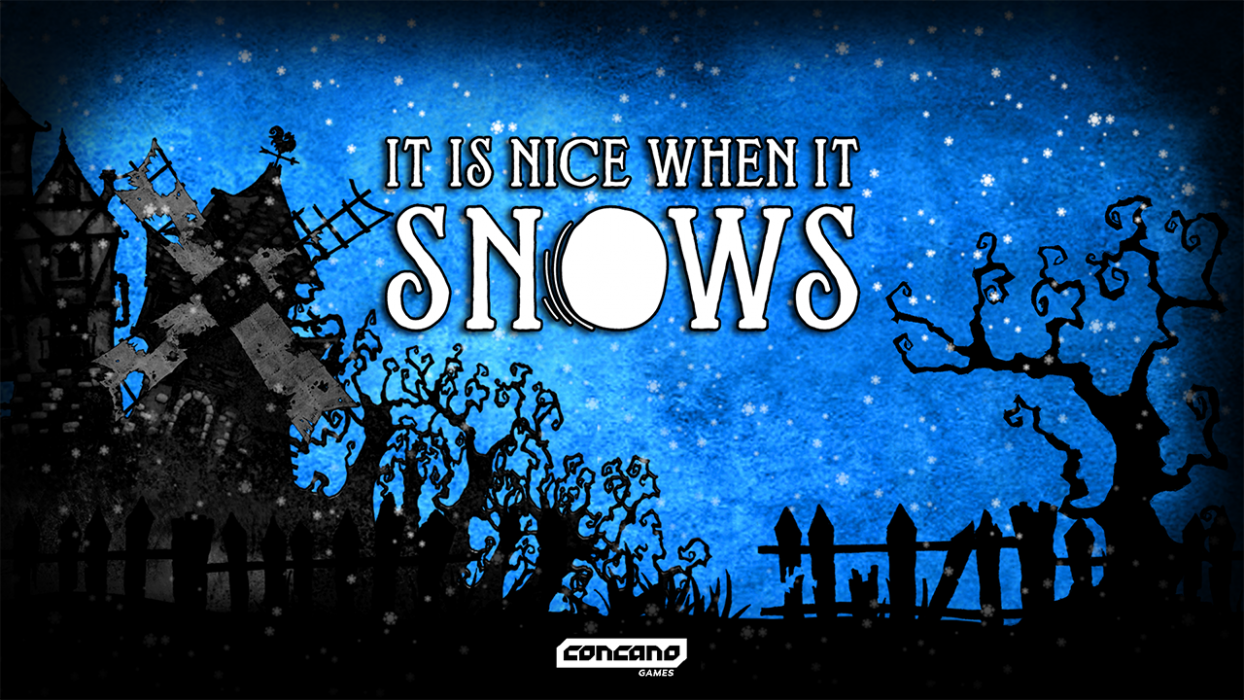 It Is Nice When It Snows: principal