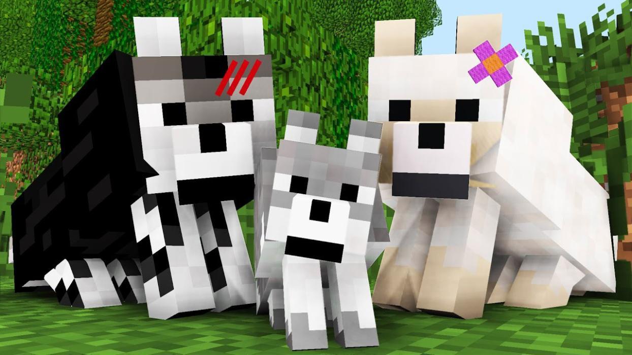 Lobos Minecraft