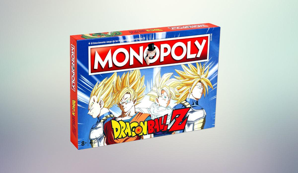 Monopoly de Dragon Ball Z