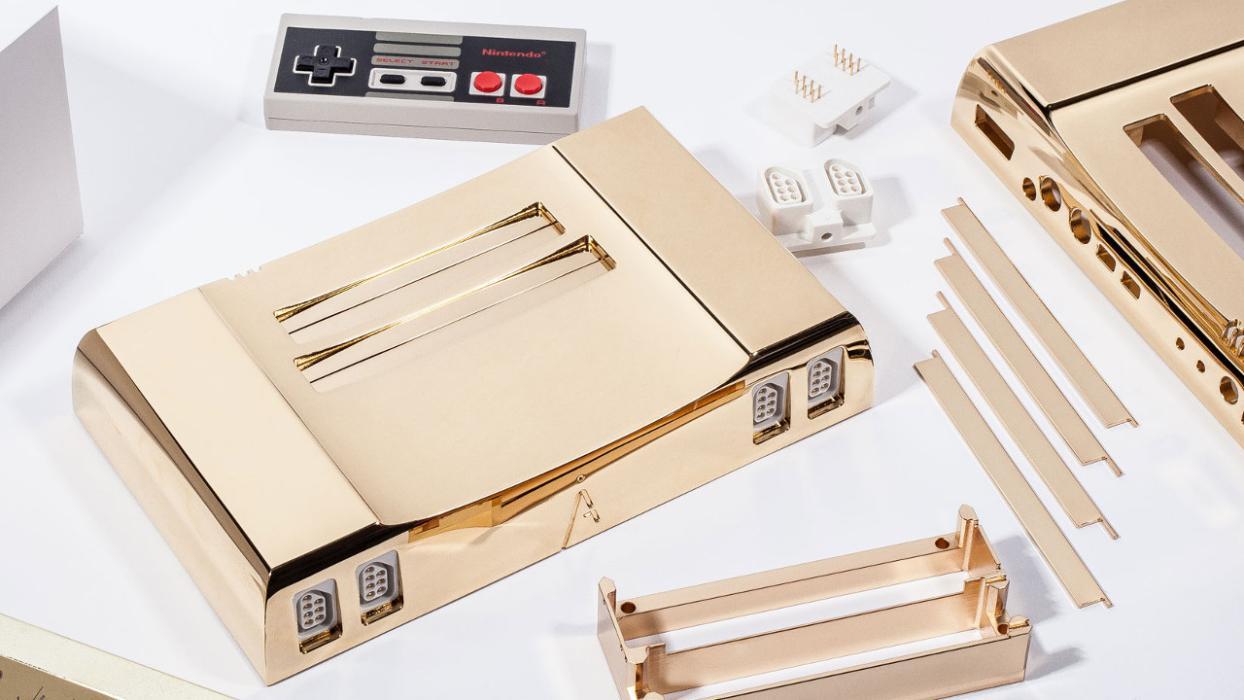 Gold NES