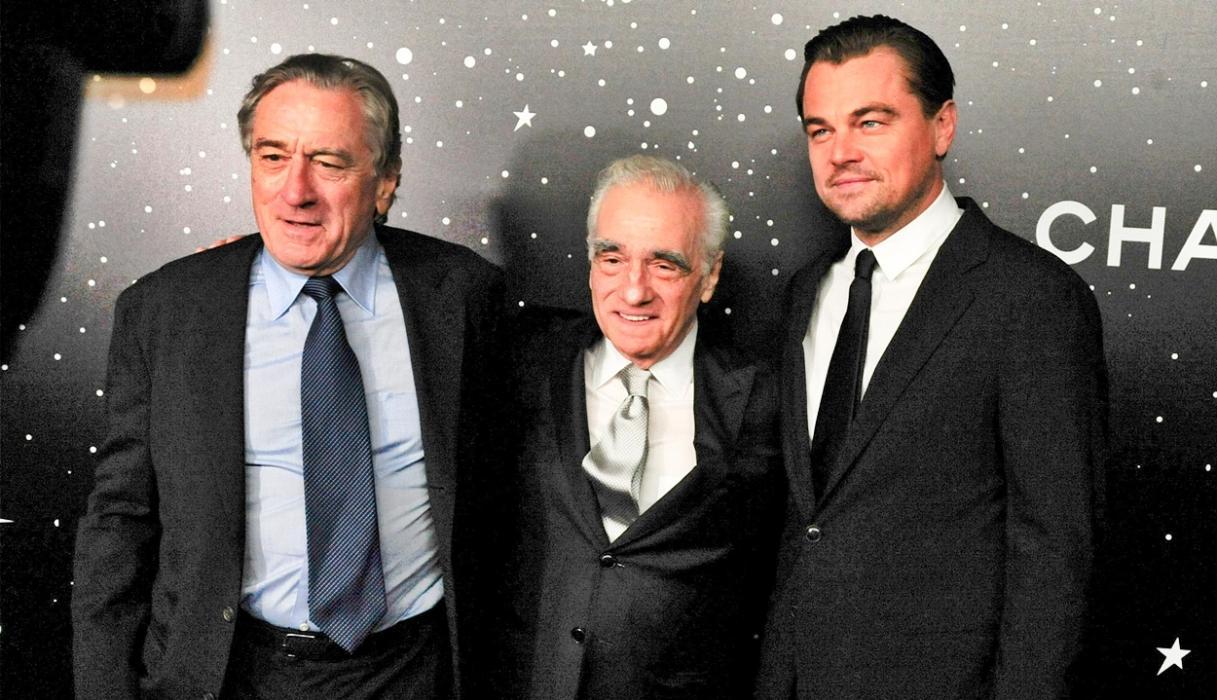 La próxima película de Scorsese estará protagonizada por Leonardo DiCaprio y Robert De Niro